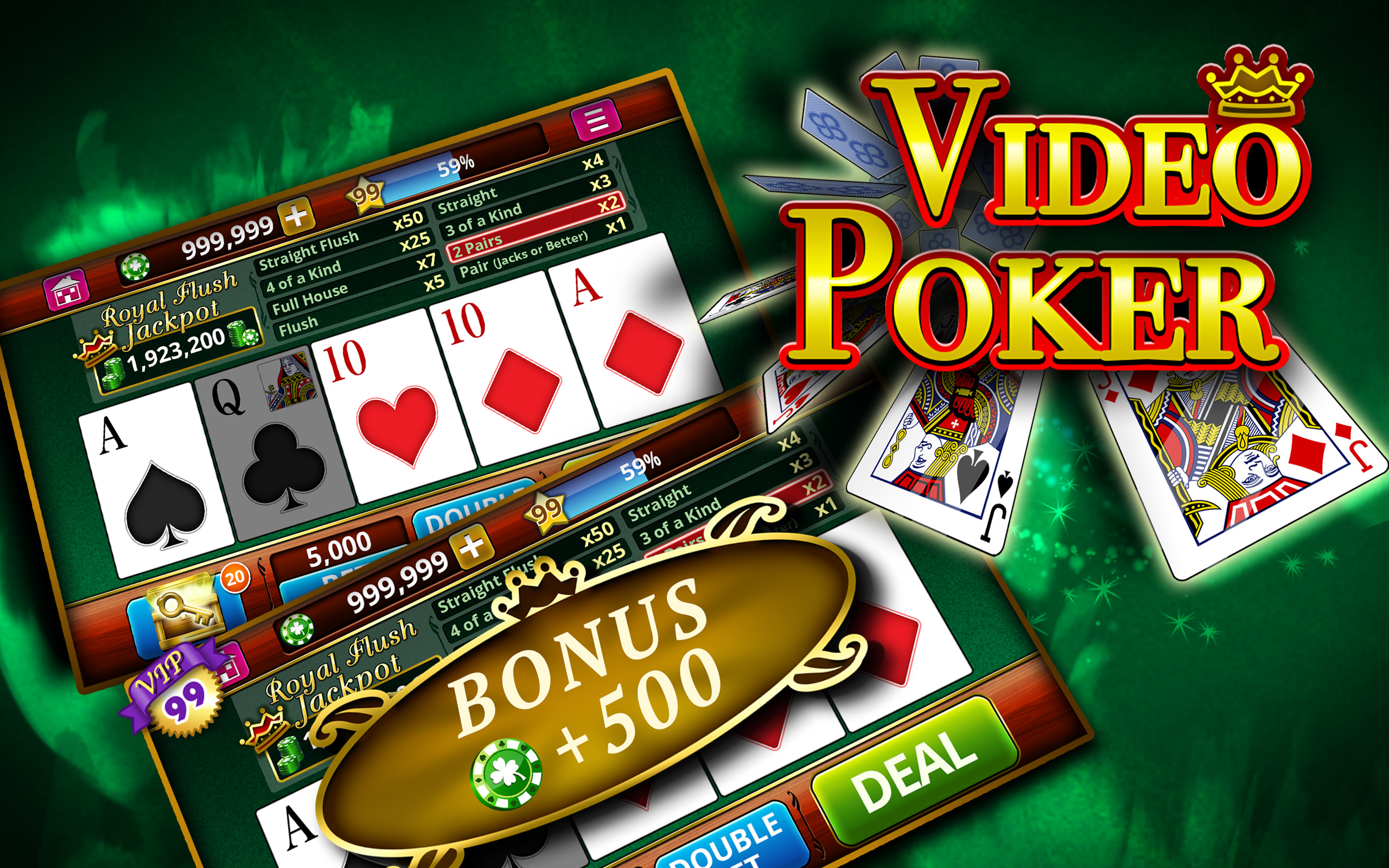 How Video Poker works