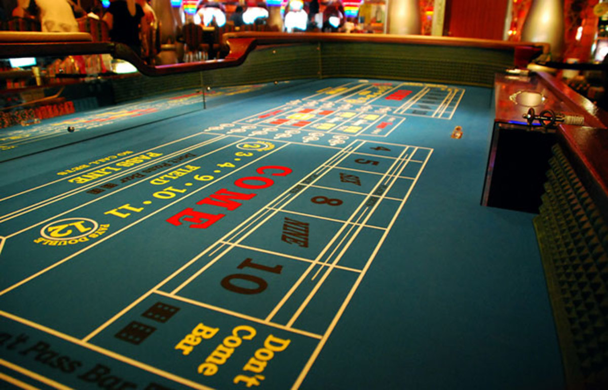 Craps. The Basic Strategies: Pass Line and Don't Pass