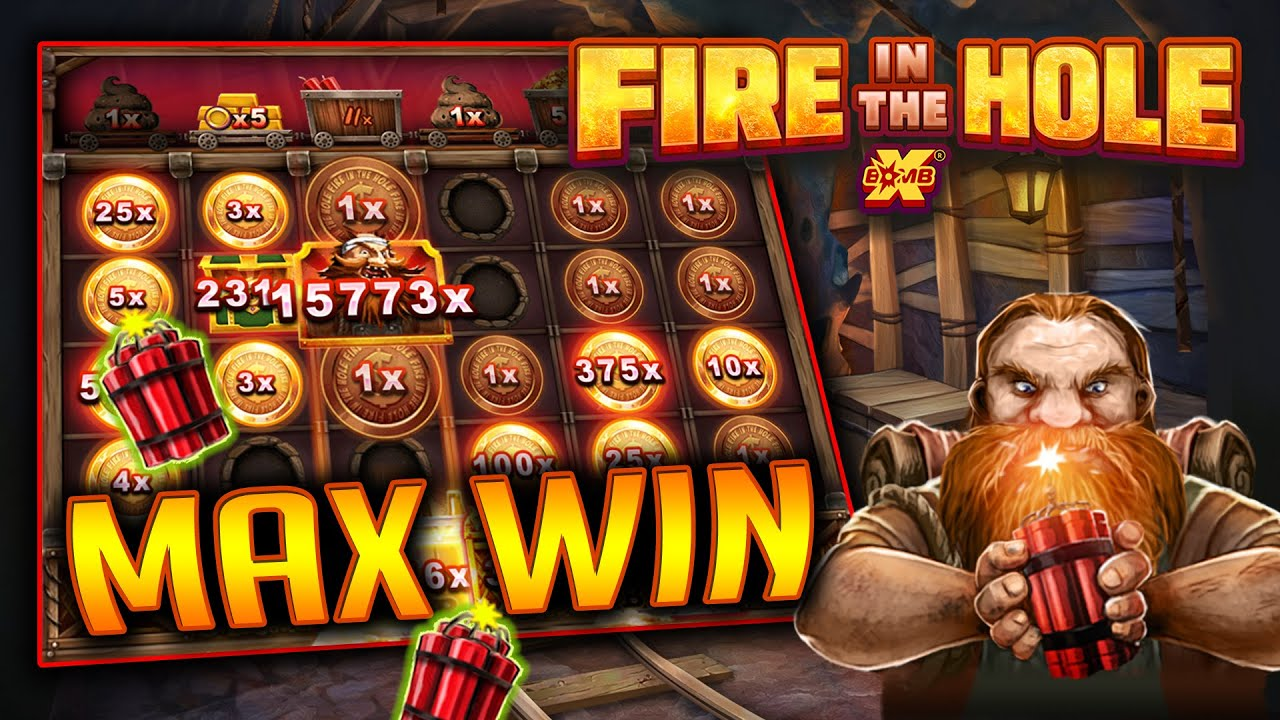 Fire in the Hole xBomb Slot Machine – Tips to play